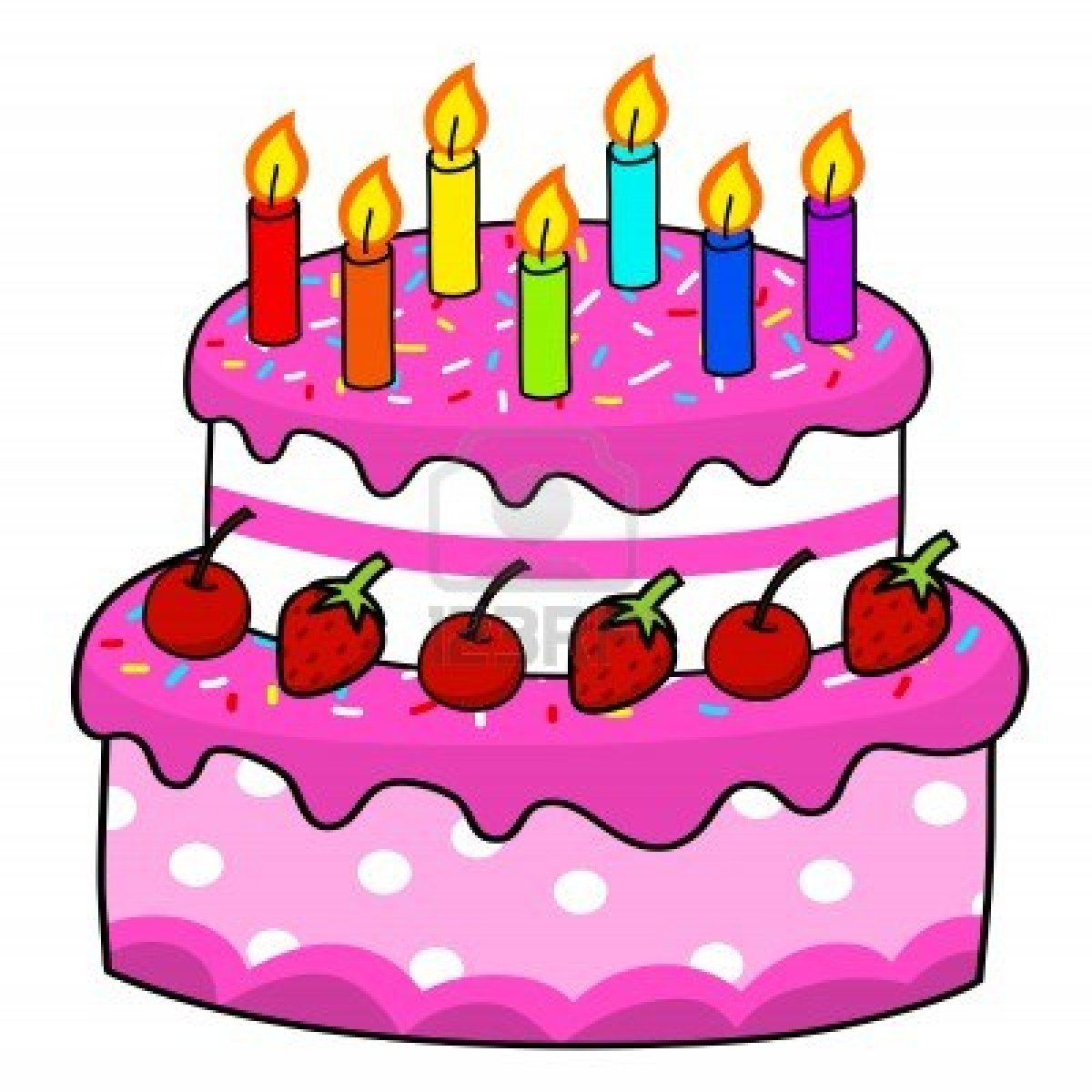 Cake Images In Cartoon : Birthday Cakes Of Cartoon ~ Image Inspiration of Cake and ...